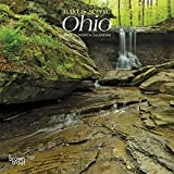 Ohio, Wild & Scenic 2019 7 x 7 Inch Monthly Mini Wall Calendar, USA United States of America Midwest State Nature (Multilingual Edition)