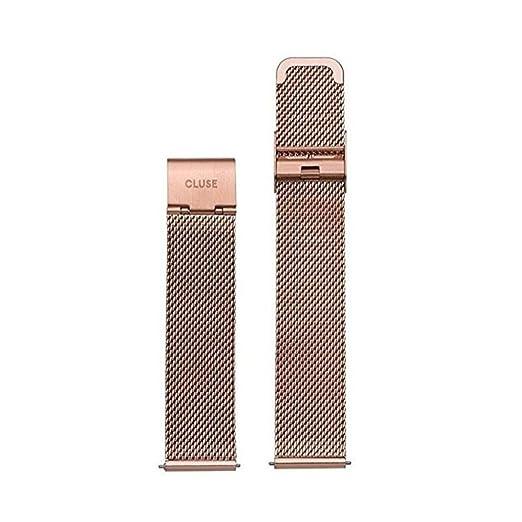 Cluse CLS347 - Reloj Para Mujer, Dorado (Rosegold)