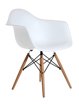 Gut Aryana Home Eames Replik Sessel, 59 X 62 X 82,50 Cm 59x62x82.