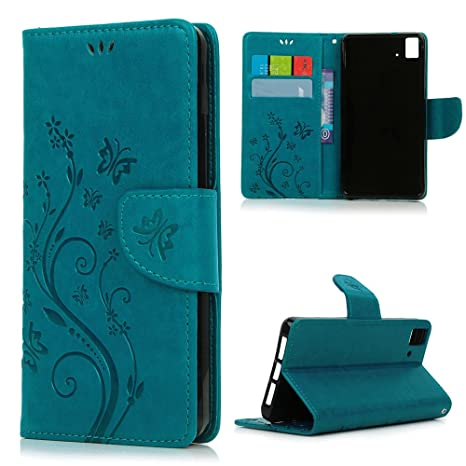 Funda bq Aquaris E5 4G LTE / E5s Libro de Cuero Impresión - Maviss Diary Carcasa PU Leather Con TPU Silicona Case Interna Suave,Soporte ...
