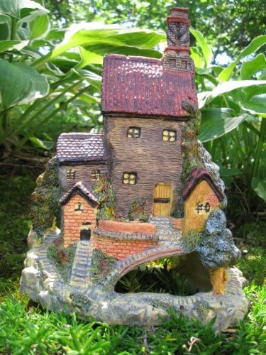 Acorn Fairy House For Miniature Or Fairy Garden 7
