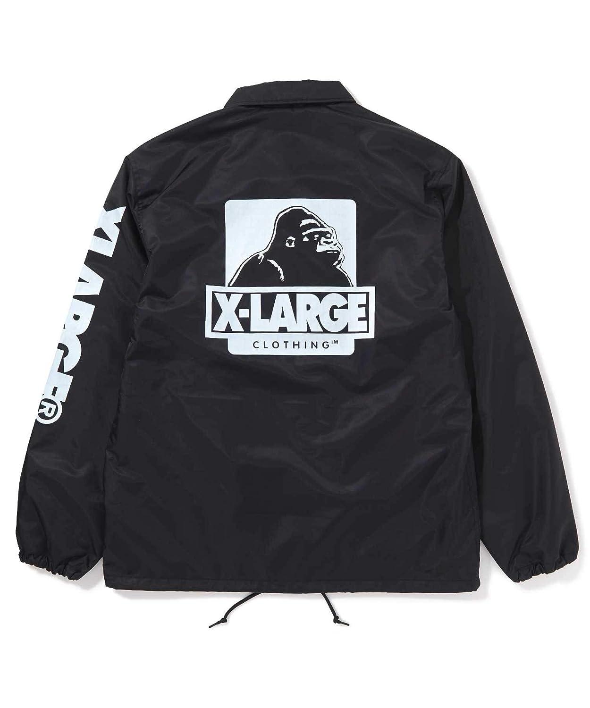 XLarge Men's OG Printed Logo Coaches Jacket at Amazon Men's