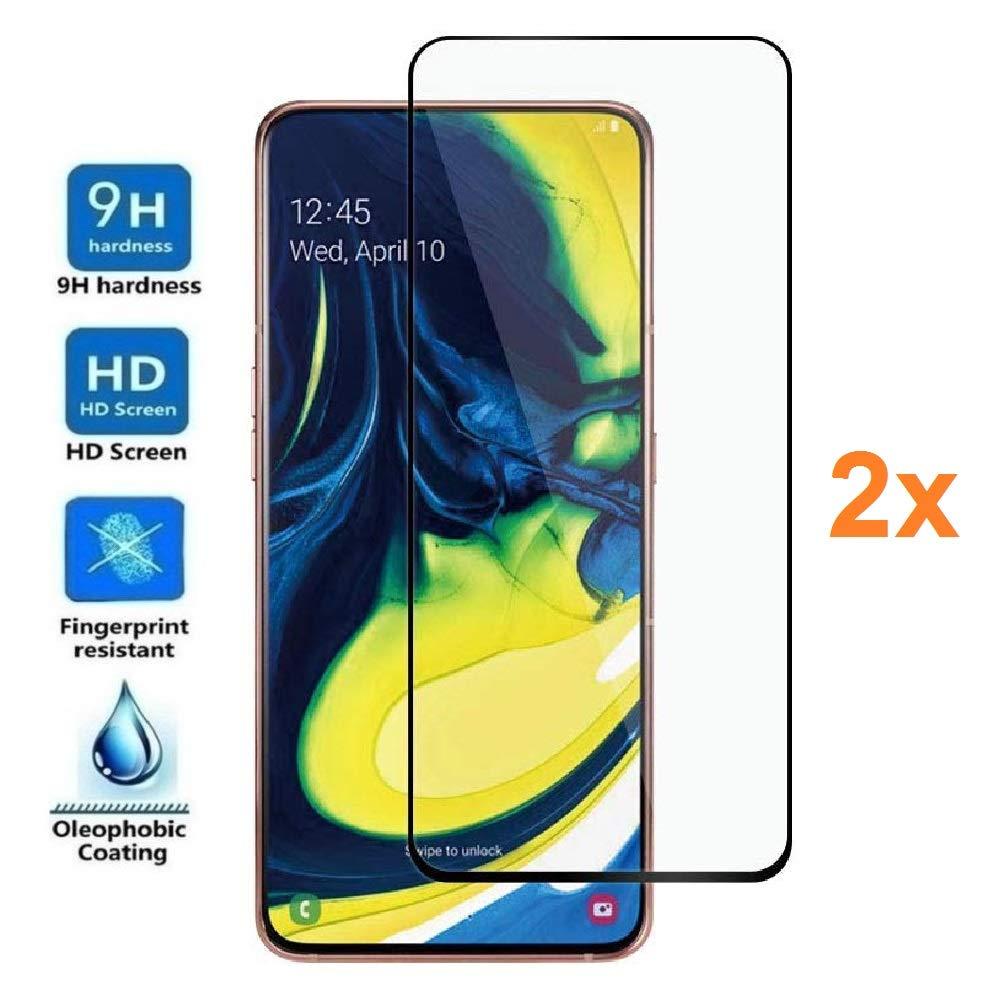 Vidrio Templado Samsung A80 / A90 [2un.] REY