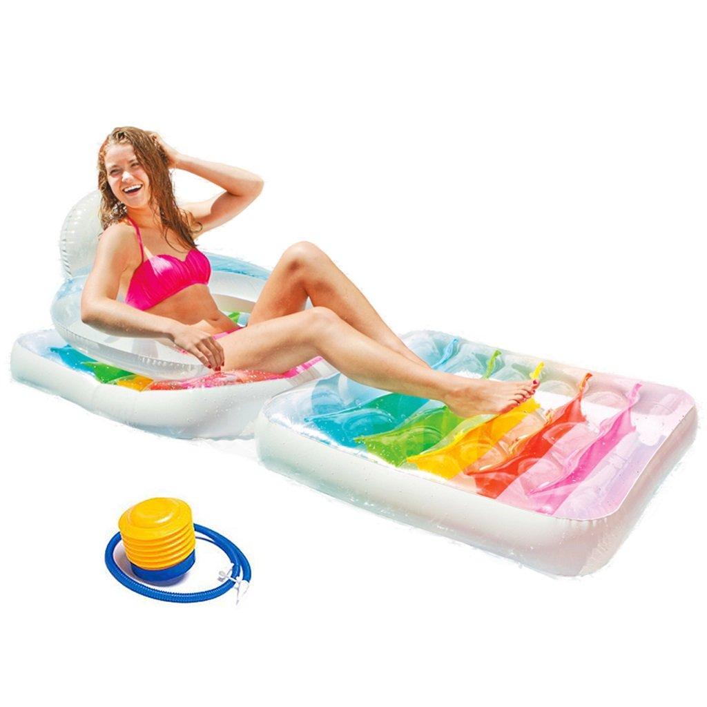 Hochwertige Pool Float Schwimmendes Bett Mode Pool Schwimmdock Reihe ...
