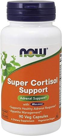 Now Foods | Súper Apoyo de Cortisol (Super Cortisol Support) | 90 ...