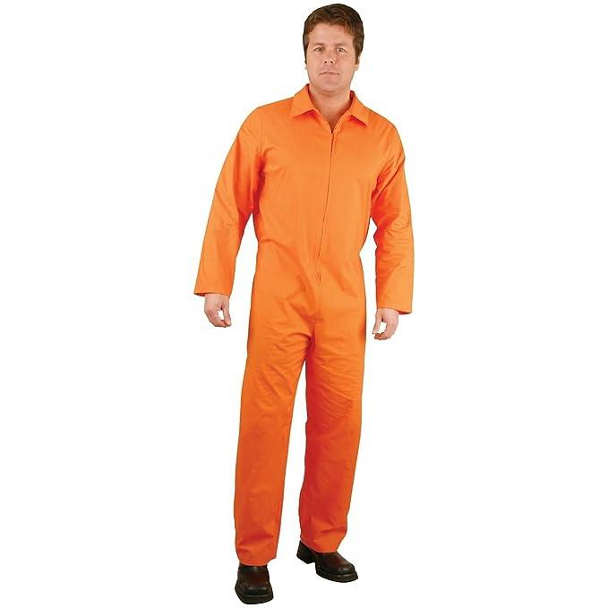 929e3c8e2a15 Orange Jumpsuit Costume   Xcoser Poe Dameron Costume Deluxe Orange ...