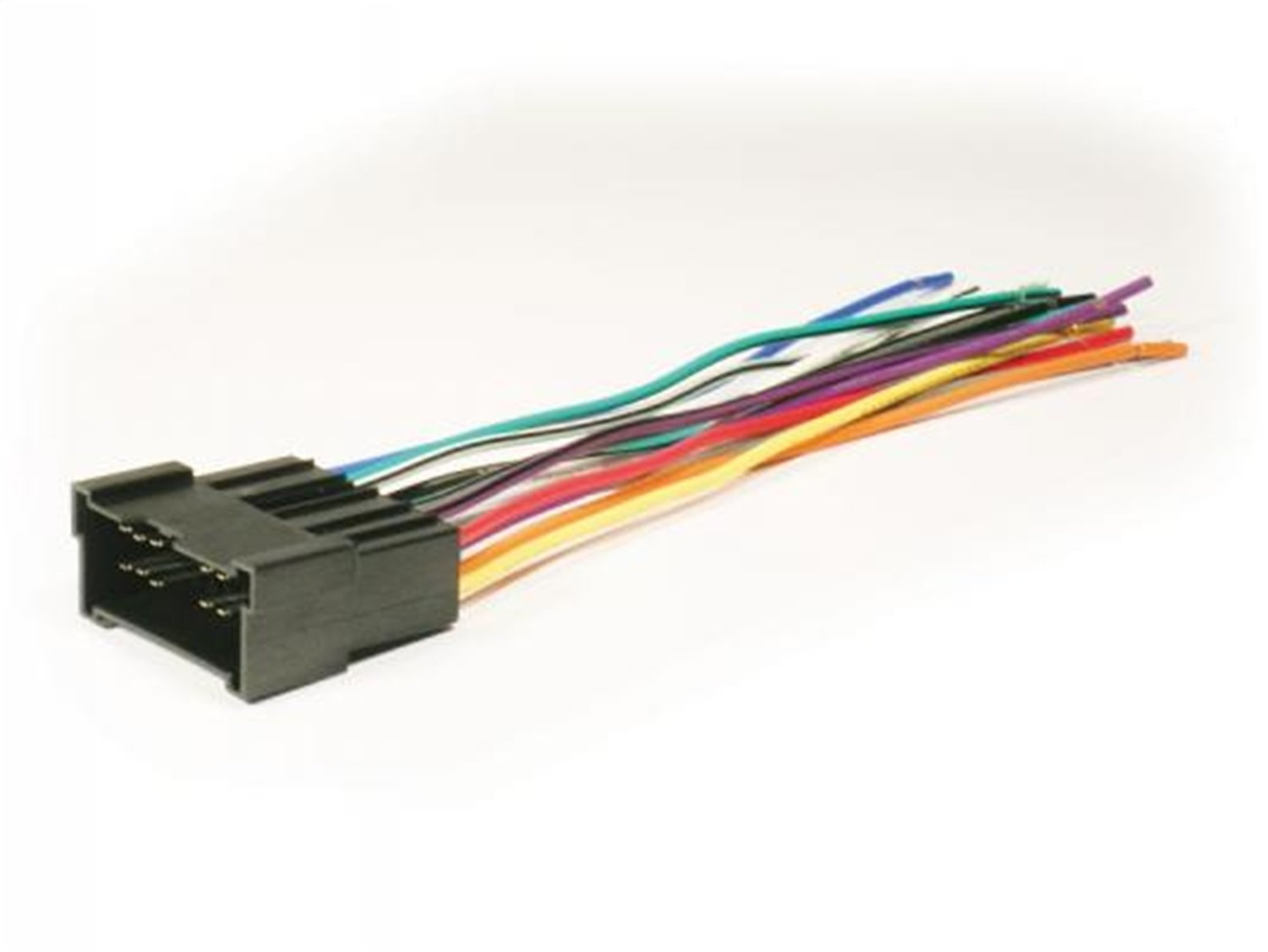 Amazon.com: Scosche KA02B Wire Harness to Connect An Aftermarket Stereo  Receiver for Select 2003-Up Kia Vehicles: Car Electronics