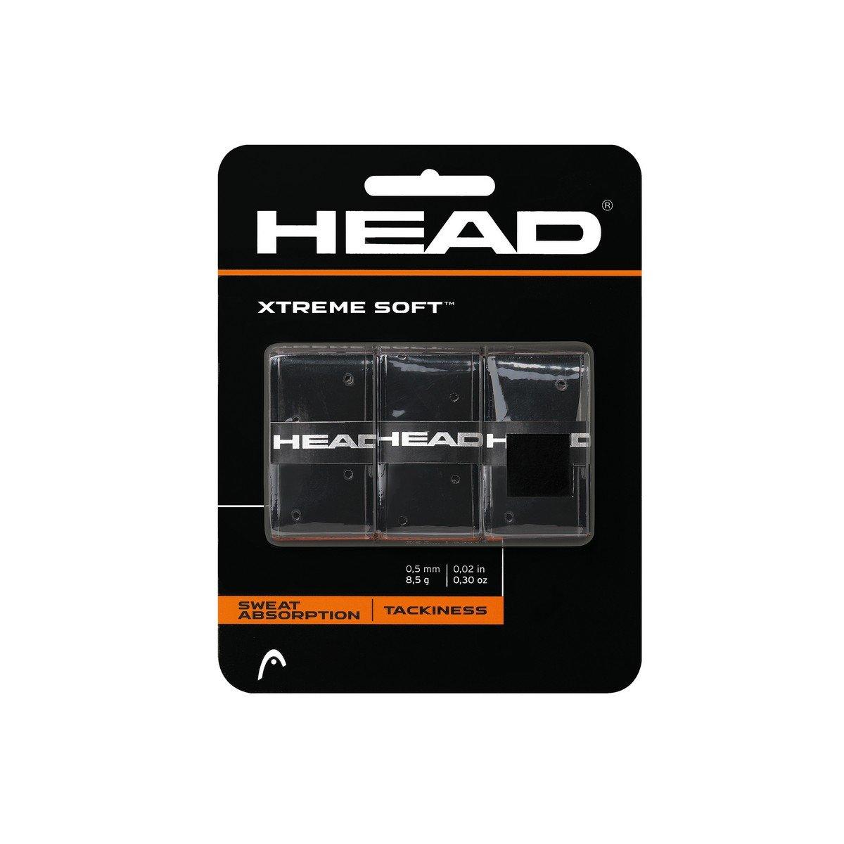 Head Xtreme Soft Overwrap - Grip, color azul 285104-BL