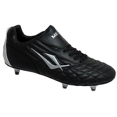 Mirak - Botas de fútbol / Rugby / Deportes de tacos Modelo Forward Hombre Caballero: Amazon.es: Zapatos y complementos