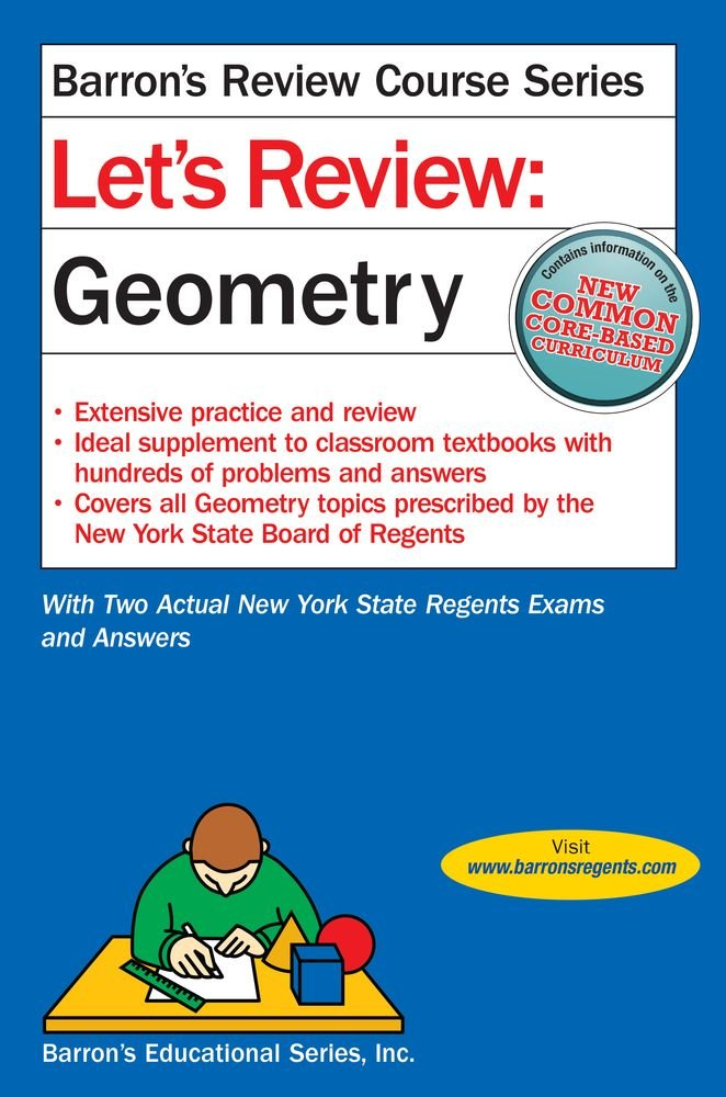 Lets Review Geometry product image