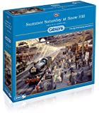 Gibsons Summer Saturday at Snow Hill Jigsaw Puzzle (1000 pieces)