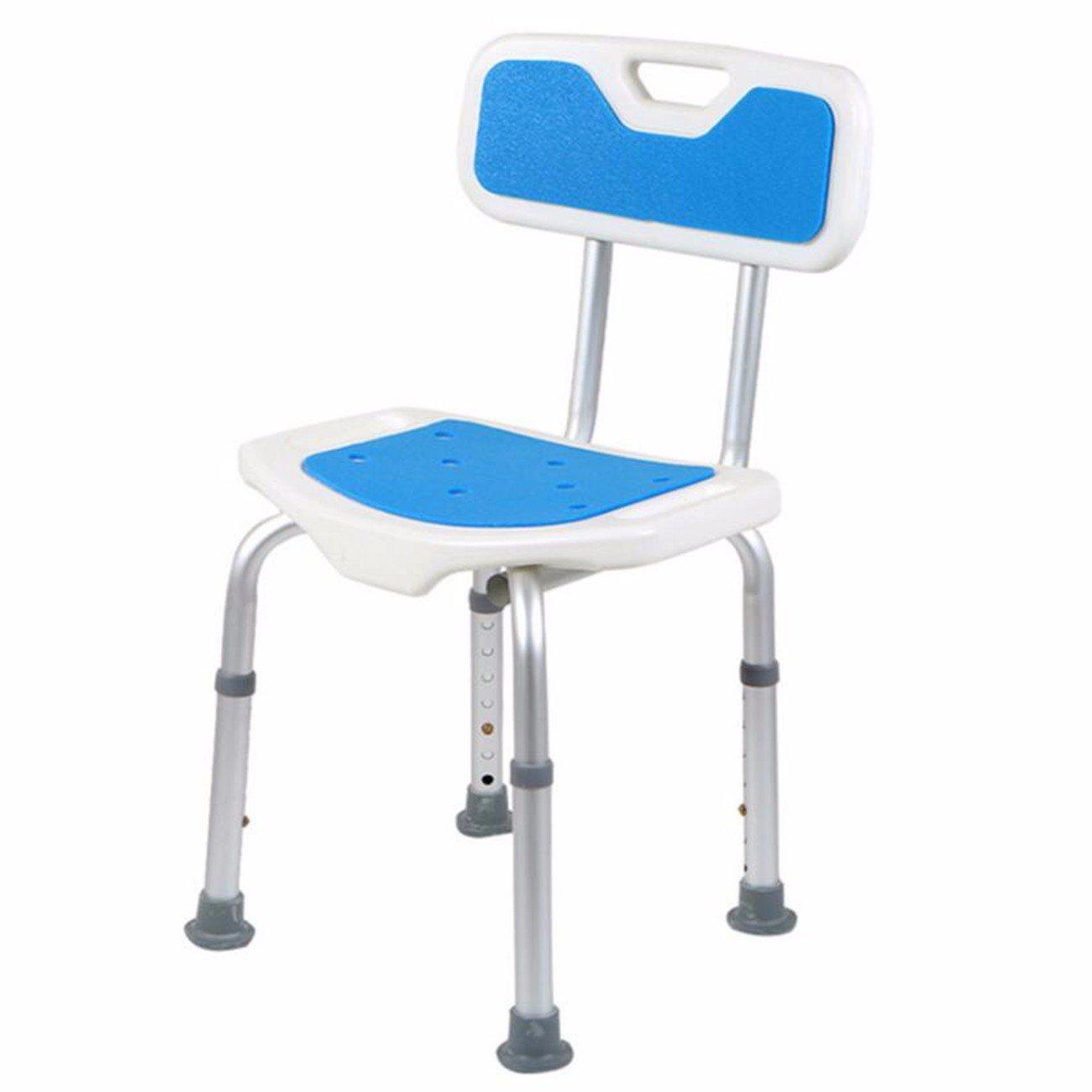 【予約】 高齢者のアルミニウム合金は背負う腰掛けの腰掛けの老人の妊婦の障害者の加厚い防滑り用の浴室の入浴椅子 B07FF3SMF7 B07FF3SMF7, ヤマモトグン:ef3004fa --- pedroparada.com