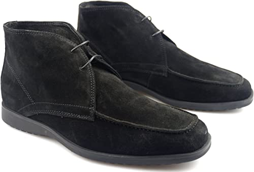 försäljning online erbjuda rabatter 50% pris Gant Boots FRENZ Black Suede for Men (9.5(UK) 10(US)): Amazon.co ...