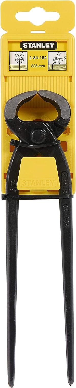 Stanley 2-84-184 Tenaille de menuisier demi-fine 225 mm
