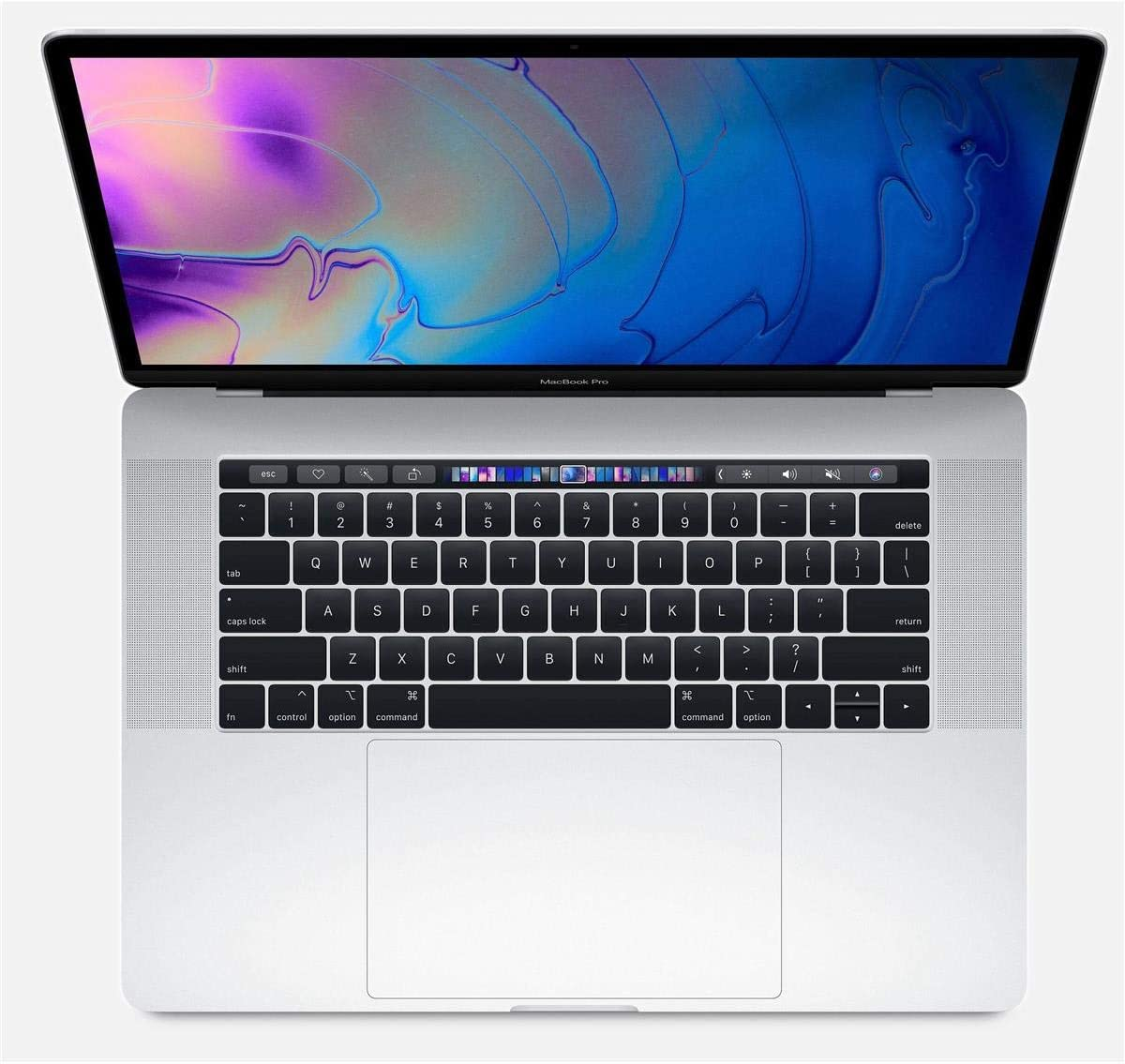 "Apple 15.4"" MacBook Pro with Touch Bar, 2.6GHz 6-Core Intel Core i7, 16GB RAM, 1TB SSD, Radeon Pro 560X, Space Gray (Mid 2018)"