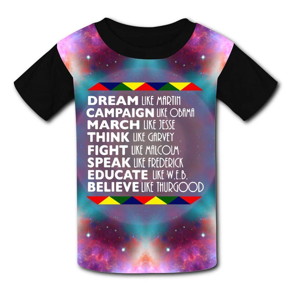 Black History Tee Black History t-shirt Black History  Month Shirt DREAM LIKE