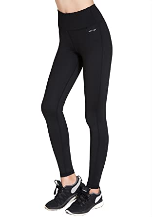 Amazon.com: Aenlley Women's Activewear Yoga Pants High Rise ...
