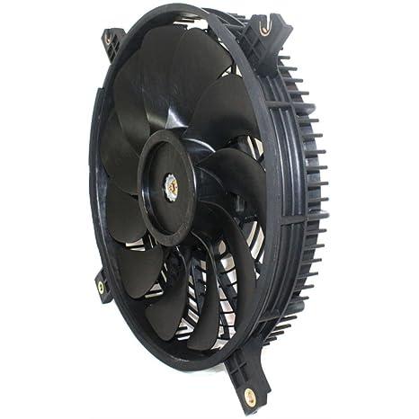 diften 325-a0933-x01 – nuevo a/c AC condensador Ventilador único Asamblea