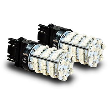 Zone Tech – Luz diurna LED azul bombillas (par) – PREMIUM CALIDAD copia de