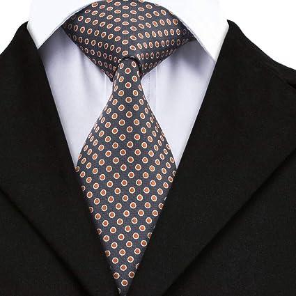 WOXHY Corbata Hombres de la Marca Diseñadores de Corbatas Moda ...