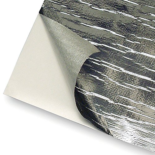 (Design Engineering 010460 Reflect-A-Cool Heat Reflective Adhesive Backed Sheets, 12