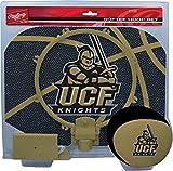 Rawlings NCAA Central Florida Golden Knights Slam Dunk Softee Hoop Set, 12 x 9