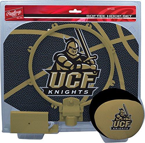 NCAA Central Florida Golden Knights Slam Dunk Softee Hoop Set, 12 x 9
