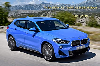 MOERTIFEI Car Mudguard Fender Mud Flaps Splash Guards fit for BMW X2 28i M-Sport//BMW X2 M35i 2018 2019 2020