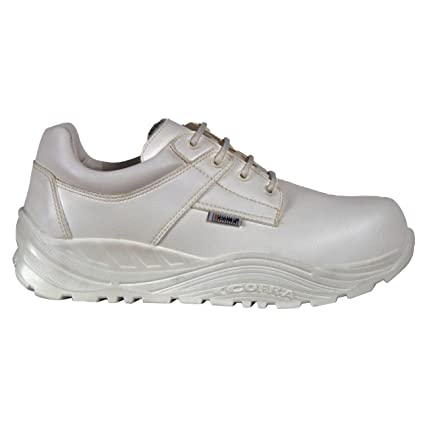 Cofra tokui S3 CI SRC – zapatos de seguridad, talla 45, color blanco