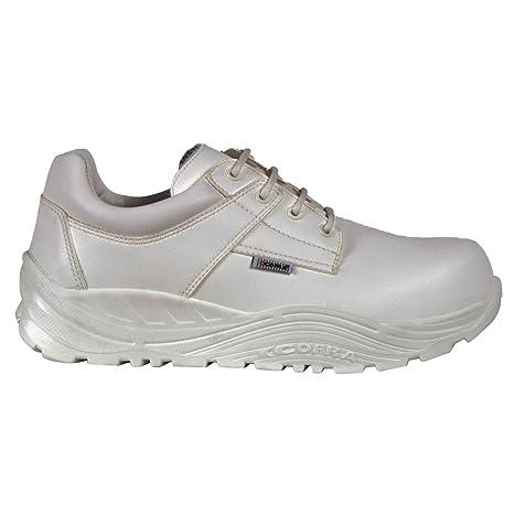 Zapatos Talla Color S3 Src Ci Blanco 45 Cofra Tokui Seguridad De SRIz1