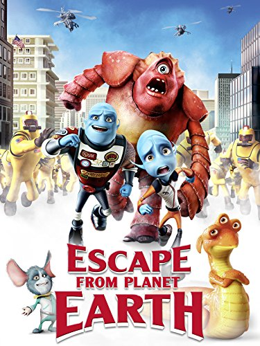 escape from planet earth watch online now with amazon