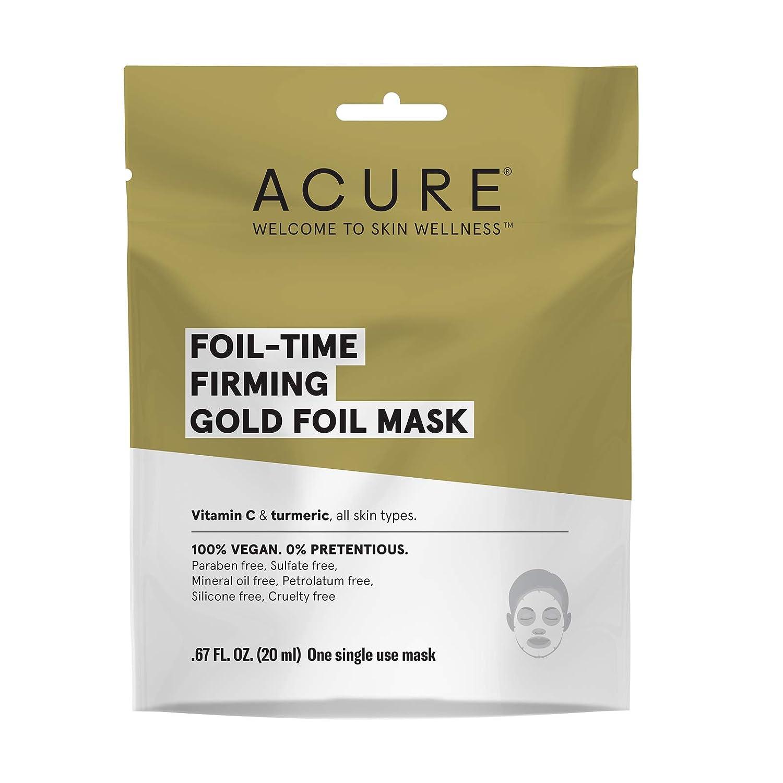 Amazon.com: Mascarilla de oro firme, todos los tipos de piel ...