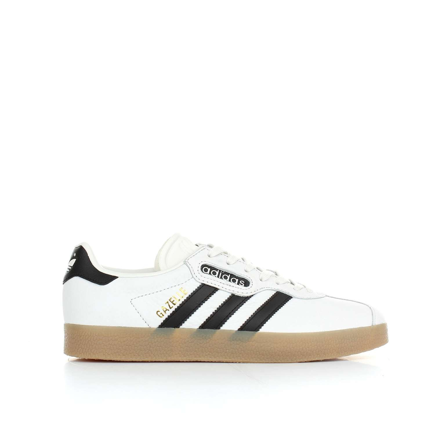Adidas Trainer Scarpe Gazelle Super Vintage WhiteCore Black