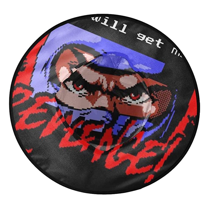 NUJIFGYTCRD I Will Get My Revenge Retro Ninja Gaiden ...