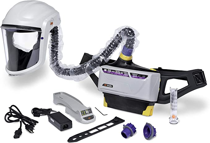 3M Versaflo TR-800-PSK/94248(AAD) kit de respirador purificador de ...