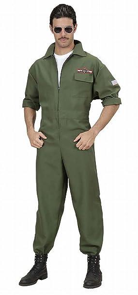 WIDMANN - Disfraz para Hombre piloto, Talla M (89022): Amazon.es ...
