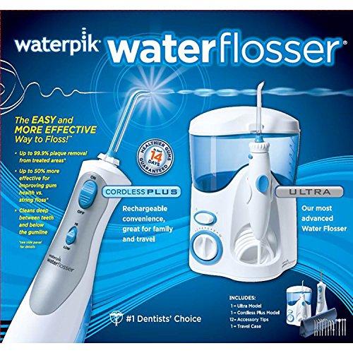 waterpik water flosser 450 - 8