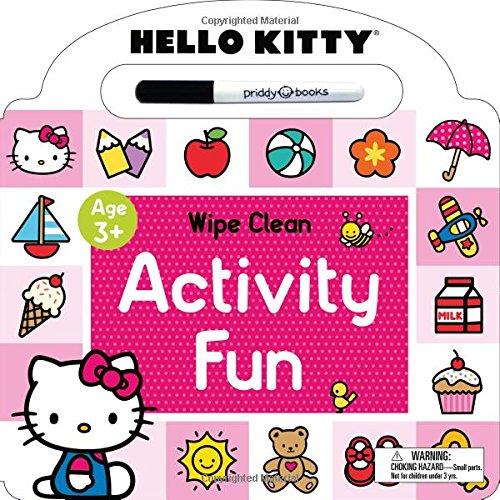 Hello Kitty: Wipe Clean Activi…