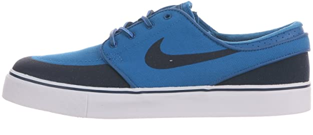 buy online 7ad35 70ae8 Nike Sb Zoom Stefan Janoski Premium Se - Military Blue   Obsidian-White, 10  D UK  Amazon.co.uk  Shoes   Bags