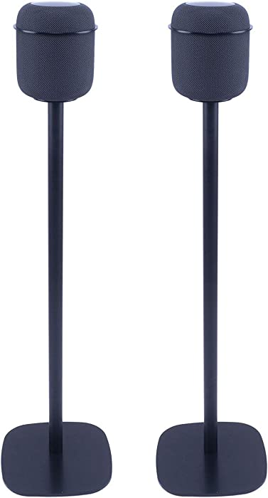 Vebos Floor Stand Homepod Set - Compatible with Apple Homepod