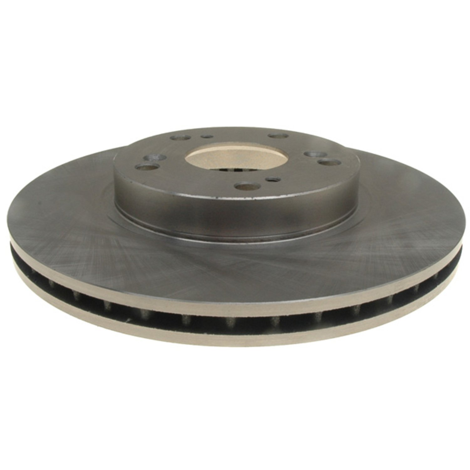 ACDelco 18A1323AC Advantage Coated Front Disc Brake Rotor