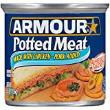 Armour Potted Meat 5.5 oz. Can (Pack of 24)