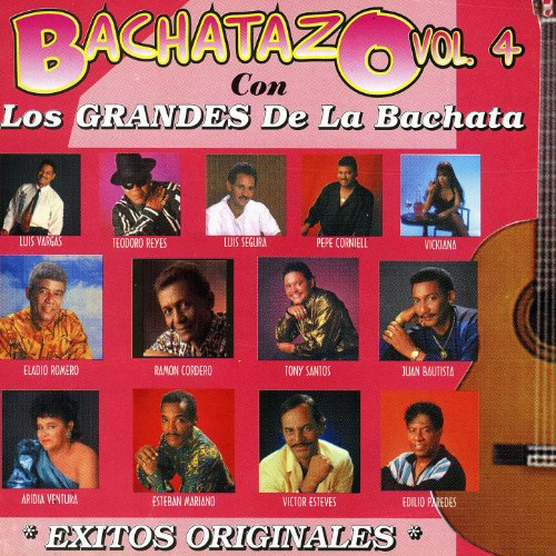 Stream or buy for $6.99 · Bachatazo, Vol. 4