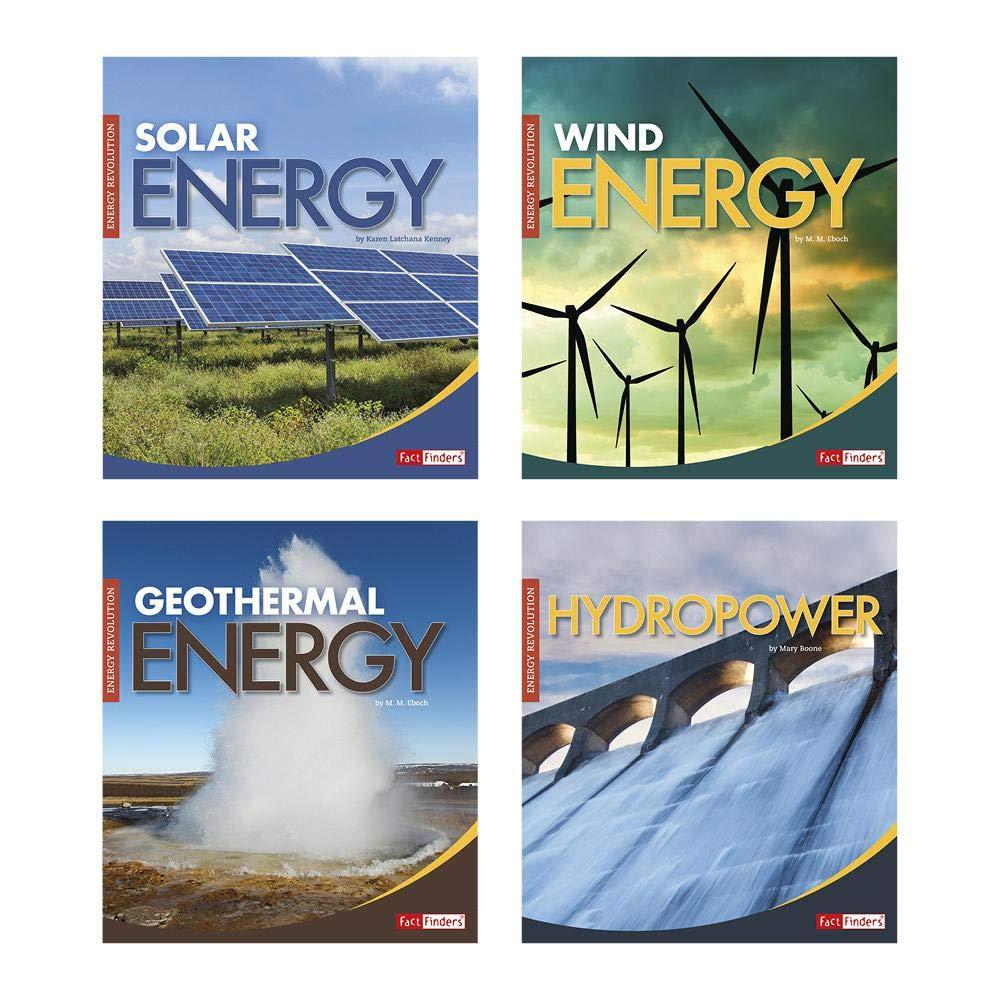 Energy Revolution by CAPSTONE / COUGHLAN PUB