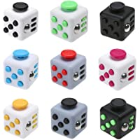 Stres Küpü Asorti Renk - Fidget Cube