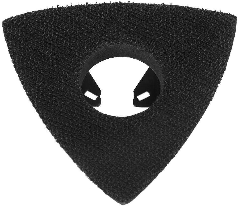 consider/ó la herramienta de reemplazo de arena coj/ín de lija for Bosch Stanley Multimaestro Makita Dremel 82 piezas Kit oscilante de rectificado