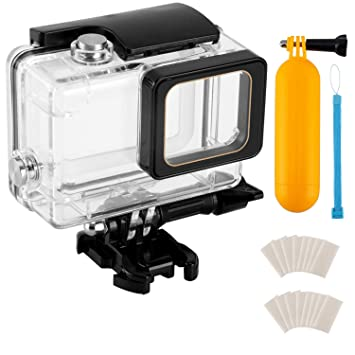 Winko - Carcasa Impermeable para cámara GoPro Hero 5 Hero 6 ...