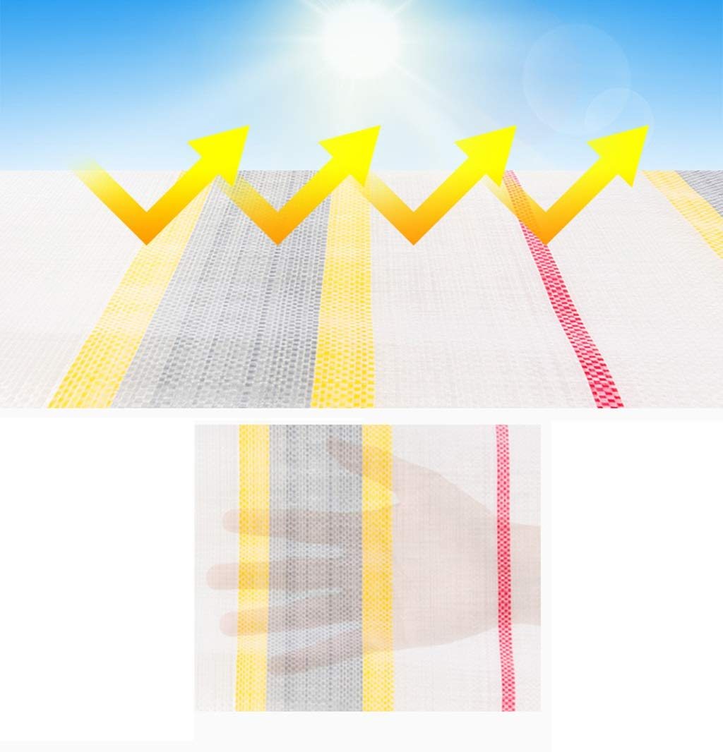Yuke Yuke Yuke Verdicktes wasserdichtes Tuch Sonnencreme-Plane Ultralight Tarp Sun Shade Canopy (größe   3m x 4m 10ft x 13ft) B07PZ6V212 Zeltplanen Jugend 2fe2c6
