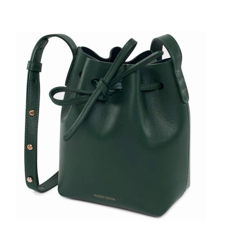 Amazon.com  Chibi-store bucket bag mansur women Split leather shoulder bag  garviel lady leather 08216b881