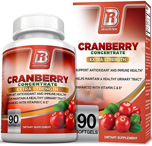 BRI Nutrition Strength 600mg CranGel product image